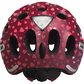 ABUS Youn-I Helmet Kids cherry heart
